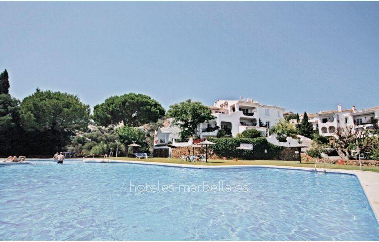 Holiday home  los Altos de Marbella M-631 1