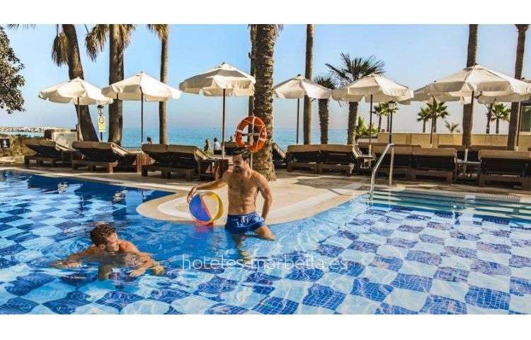 Amare Marbella Beach  - Adults Only 18