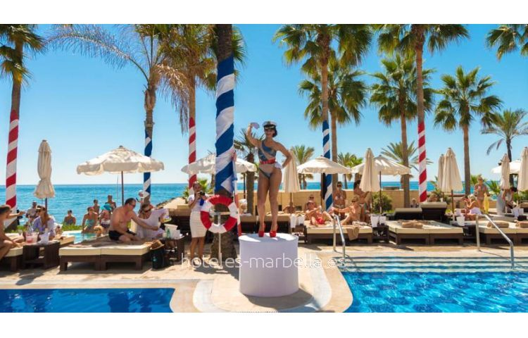 Amare Marbella Beach  - Adults Only 21