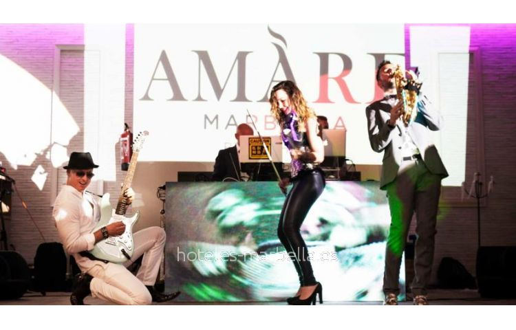 Amare Marbella Beach  - Adults Only 28