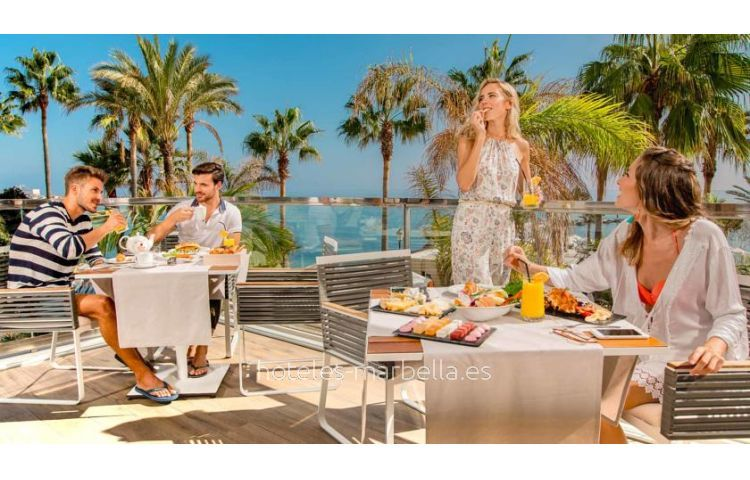 Amare Marbella Beach  - Adults Only 29