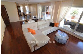 Apartamento atico marbella centro