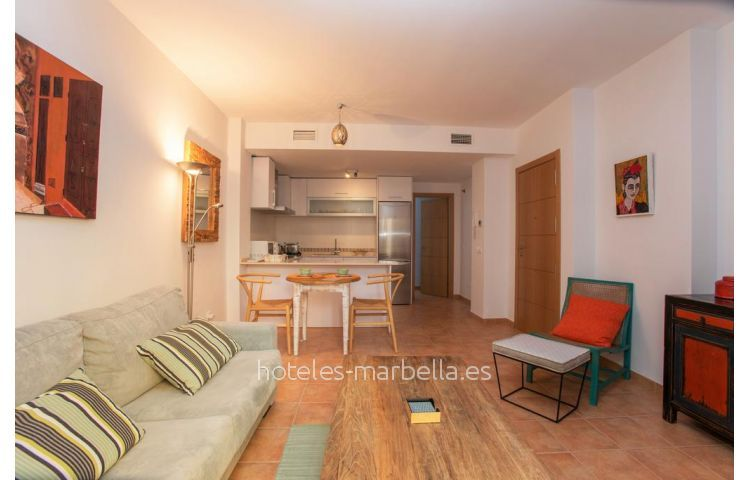 Old Town Apartment 4
