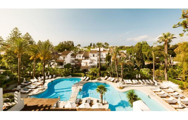 Puente Romano Beach Resort & Spa Marbella 39