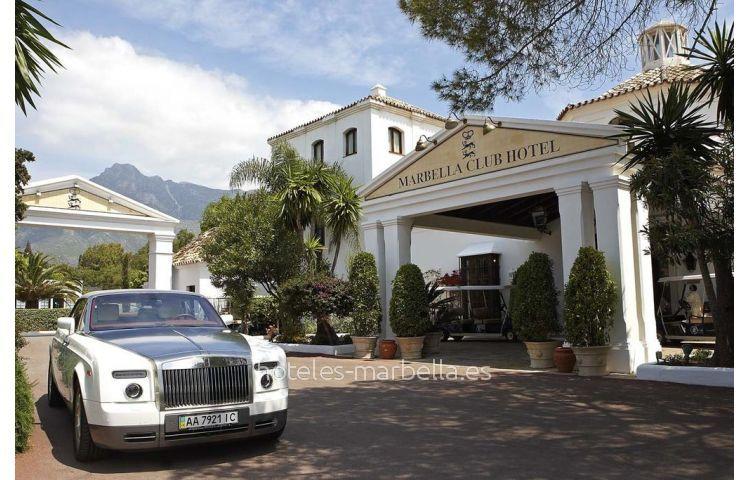 Marbella Club s, Golf Resort & Spa 1