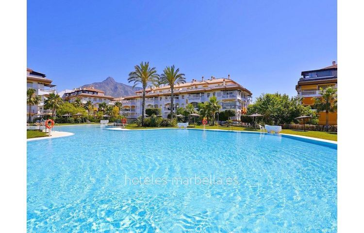 Puerto Banus - Luxury Penthouse near Beach 1