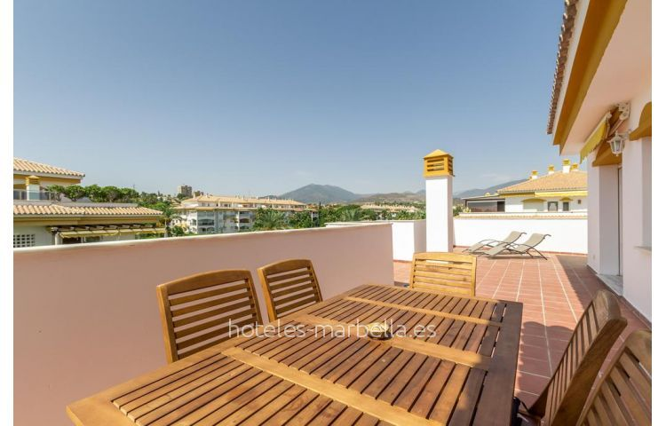 Puerto Banus - Luxury Penthouse near Beach 4