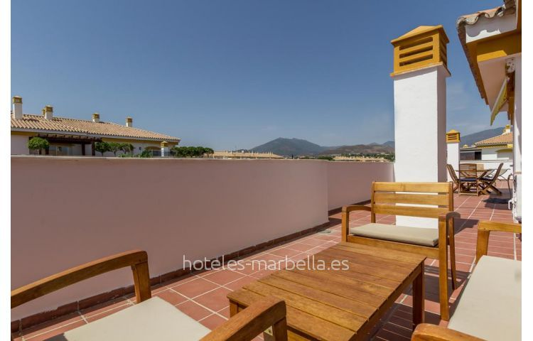 Puerto Banus - Luxury Penthouse near Beach 5