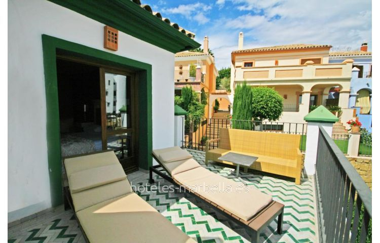 Marbella Town House 3